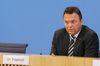 Friedrich als Bundesminister für Ernährung und Landwirtschaft im Amt. Foto:Peter Gaß