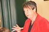 Bundesumweltministerin Dr. Barbara Hendricks. Foto: Peter Gaß