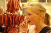 Fleisch- und Wurstwaren sind beim Verbraucher beliebt. Foto: Peter Gaß
