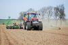 Ertragreiche Landwirtschaft.  Foto: Peter Gaß