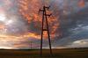 Leitungen transportieren mehr und mehr Strom aus erneuerbaren Energien