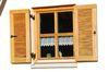 Branchenfenster: Saatgut. Foto: Peter Gaß
