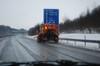 Winterdienst auf der A63