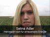 Selina interessiert sich für erneuerbare Energie