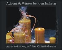 Adventsstimmung auf dem Christkindlmarkt