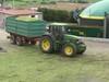 LWS 38, Wie wird Mais geerntet? 2. Transportieren